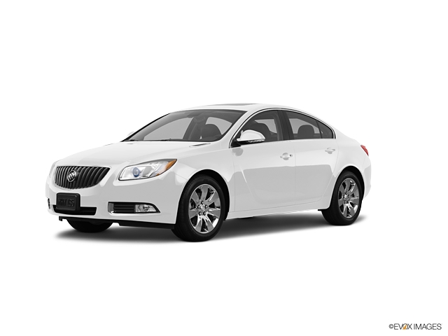 Pre-Owned 2012 Buick Regal Premium I