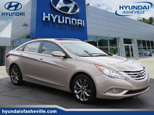 Pre-Owned 2011 Hyundai Sonata Limited 2.0T