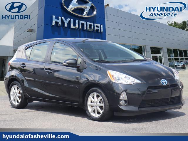 Pre-Owned 2014 Toyota Prius c Four