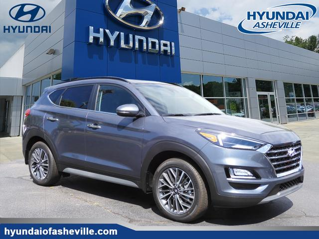 New 2019 Hyundai Tucson Ultimate