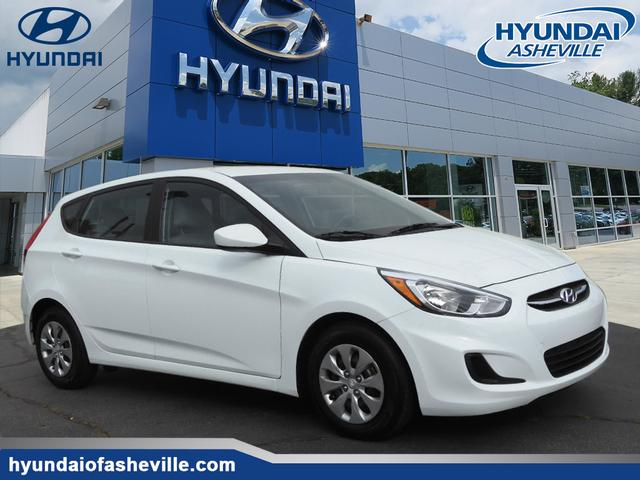 Certified Pre Owned 2016 Hyundai Accent Se