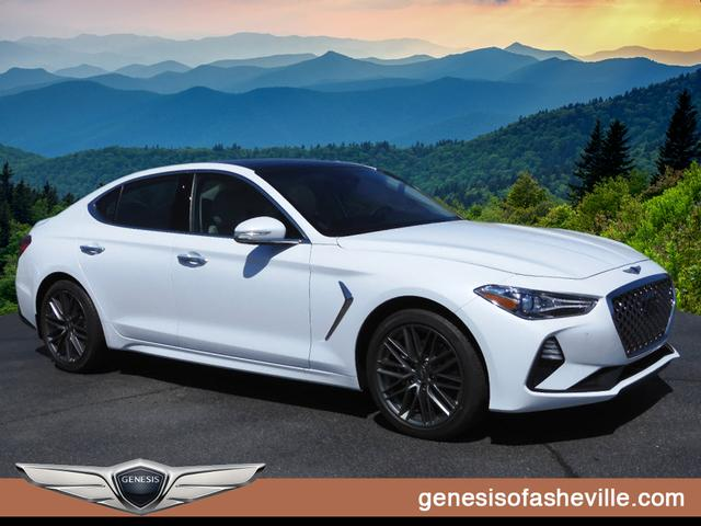 New 2019 Genesis G70 AWD 2.0T Elite