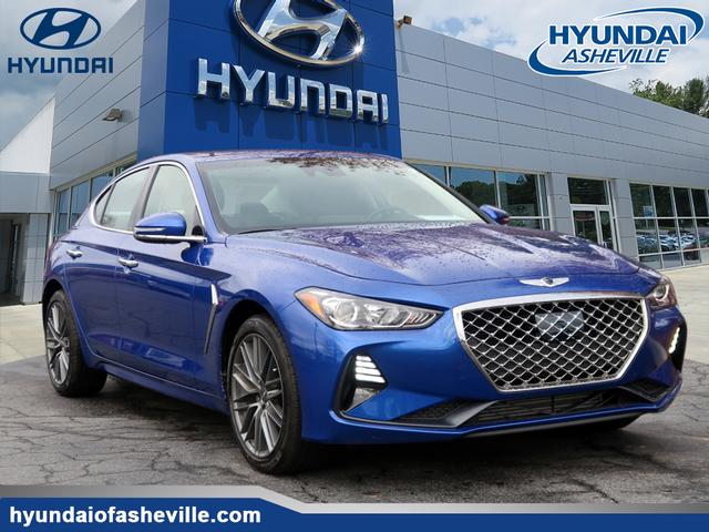 Pre-Owned 2019 Genesis G70 2.0T Advanced