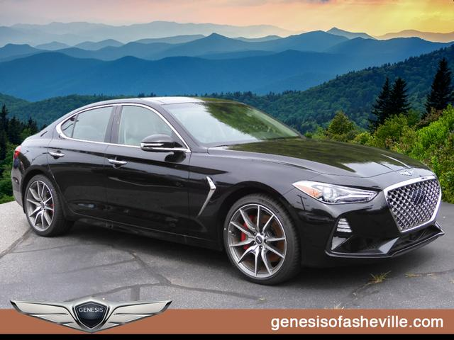 New 2019 Genesis G70 RWD 3.3T Advanced Elite