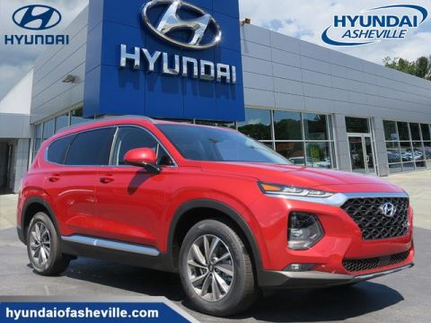New 2019 Hyundai Santa Fe 2.4 SEL Plus