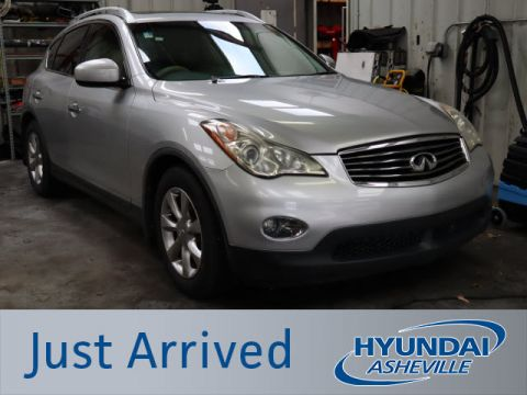 Pre-Owned 2008 INFINITI EX35 Base