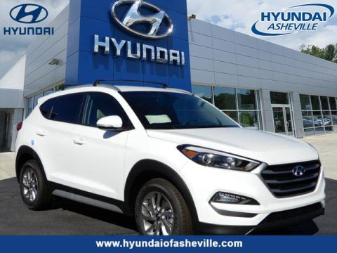New 2018 Hyundai Tucson SEL Plus