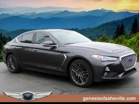 New 2019 Genesis G70 RWD Advanced 4dr