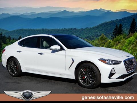 New 2019 Genesis G70 AWD 3.3T Elite